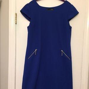 Royal Blue Dress, women's size 14